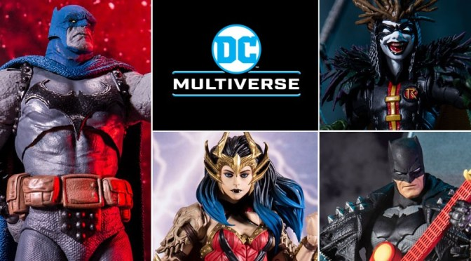 DC Multiverse | Dark Nights: Death Metal Darkfather Wave Announced By McFarlane