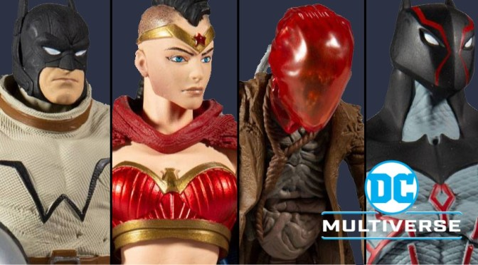 DC Multiverse Last On Earth Figures