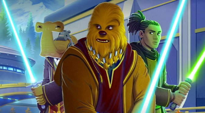 First Look | Star Wars: The High Republic – The Great Jedi Rescue