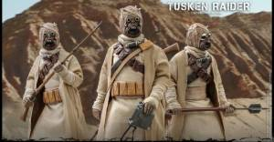 Hot Toys Tusken Raider The Mandalorian