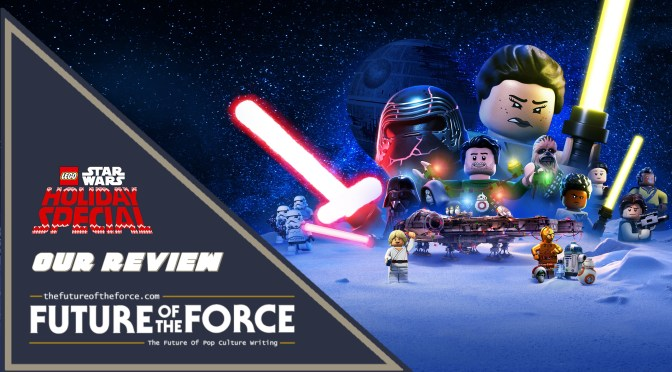 TV & Film Review | 'The Lego Star Wars Holiday Special'
