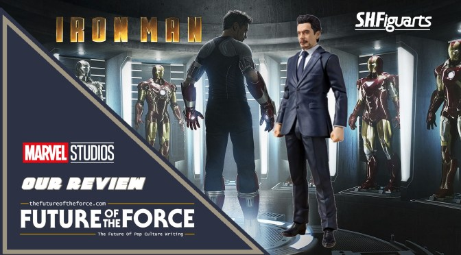 S.H. Figuarts Review | Tony Stark (Iron Man)