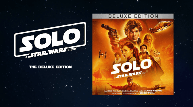 Cover And Release Date Revealed For John Powell's Deluxe 'Solo' Score