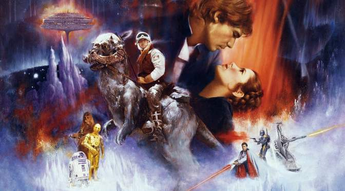 Star Wars: The Empire Strikes Back - 001