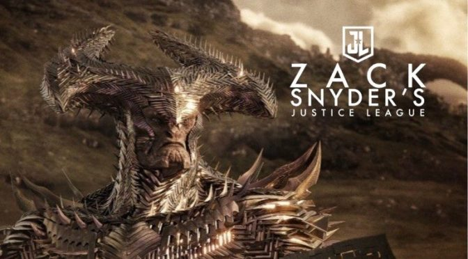 First Look | Steppenwolf in 'Zack Snyder's Justice League'
