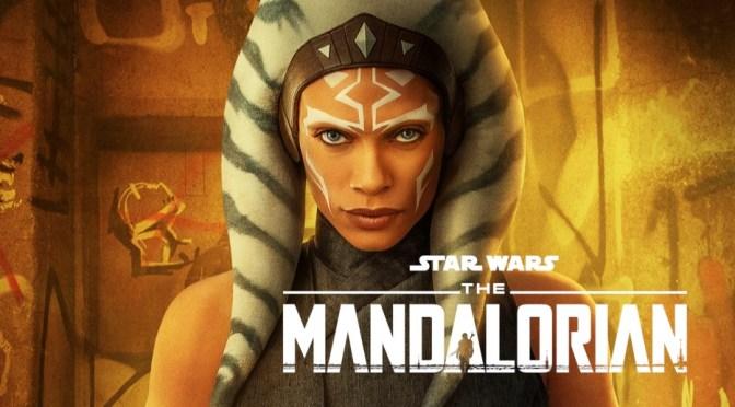 The Mandalorian | Rosario Dawson's Ahsoka Tano Character Poster Arrives