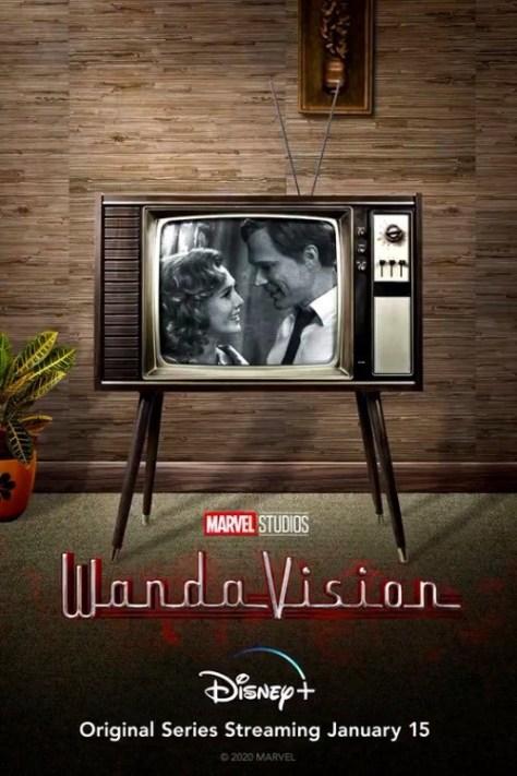 WandaVision 2021 Reveal