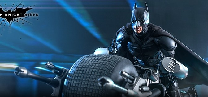 FIRST LOOK | Hot Toys Reveals New Figures From The Dark Knight Rises!