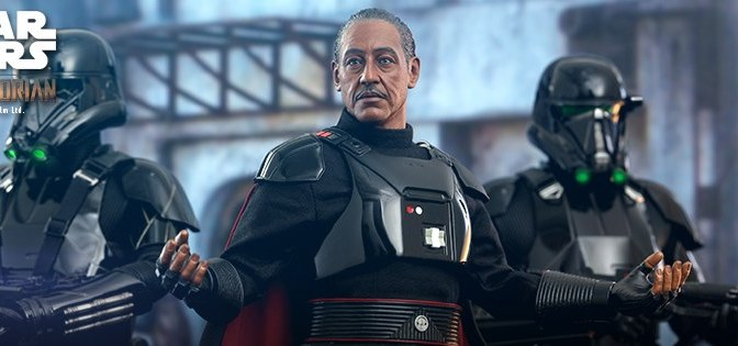 FIRST LOOK | Hot Toys Reveals Their Moff Gideon Figure!