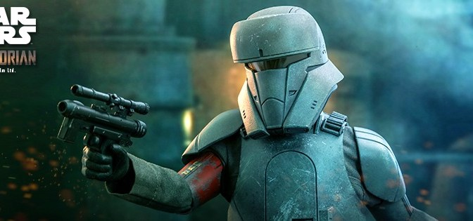 Hot Toys Reveals The Mandalorian Transport Trooper Figure!