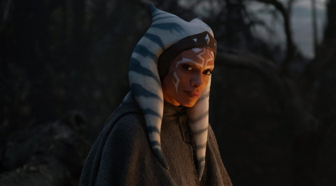 Rosario Dawson Talks Becoming Ahsoka Tano for 'The Mandalorian'