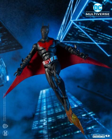 Batman beyond DC Multiverse McFarlane