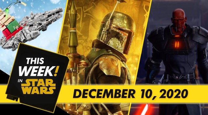 This Week! In Star Wars | Boba Fett is Back, Vengeance Echoes Through Star Wars: The Old Republic, and More!