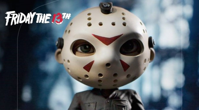 First Look | 'Friday The 13th' Jason Voorhees MiniCo Statue From Iron Studios