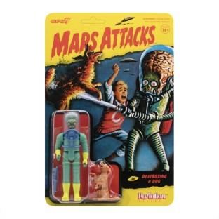 Mars Attacks ReAction figures
