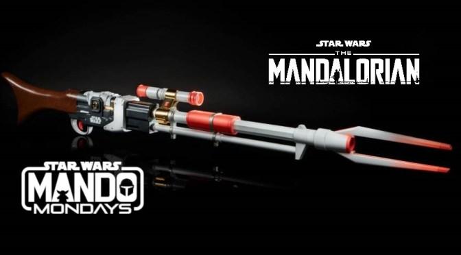 Mando Mondays | Hasbro Reveals Mando's Nerf Amban Phase-Pulse Blaster