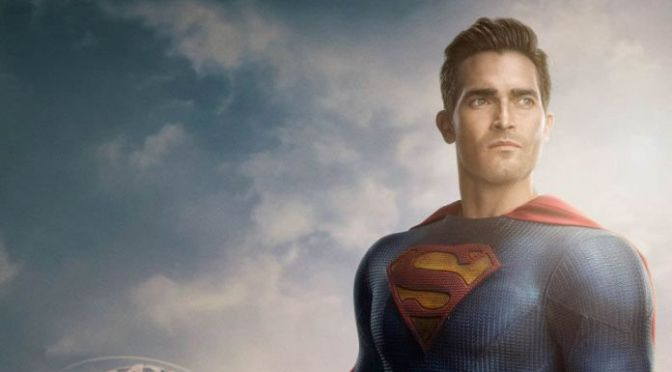 Superman And Lois | Tyler Hoechlin's Man Of Steel Gets A New Super Suit