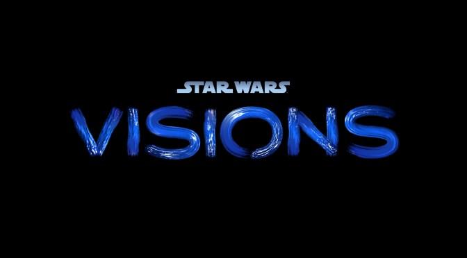 Star Wars Visions Logo