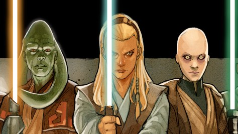 Star Wars High Republic Featured