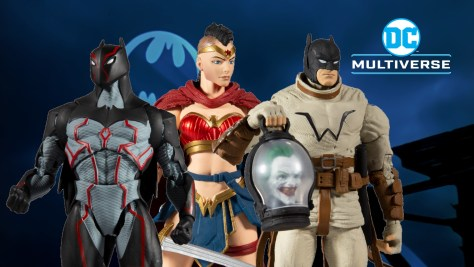 The Last Knight On Earth DC Multiverse McFarlane Toys