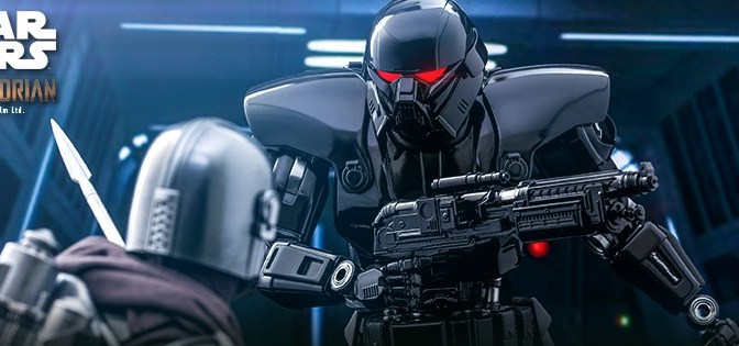 Hot Toys Announces The Dark Trooper Figure!