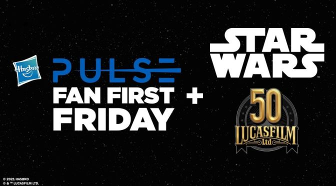 Fan First Friday | Star Wars And Lucasfilm Livestream