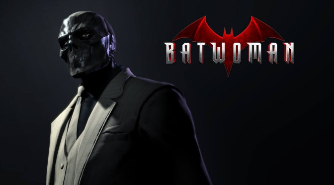 Black Mask in Batwoman Season 2