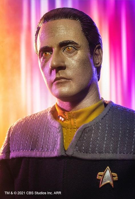 Star Trek First Contact Data EXO-6