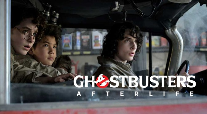 Ghostbusters Afterlife | New Image Teases A New Breed Of Heroes