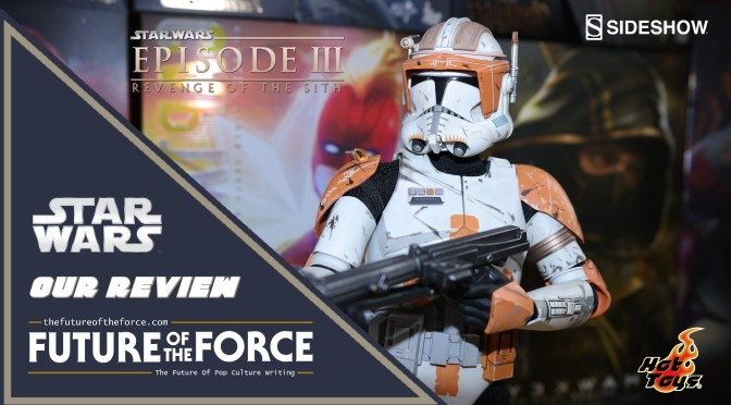 Hot Toys Review | Commander Cody (Star Wars: Revenge of the Sith)