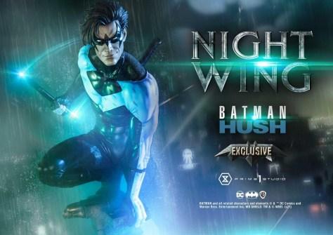 Batman Hush Nightwing