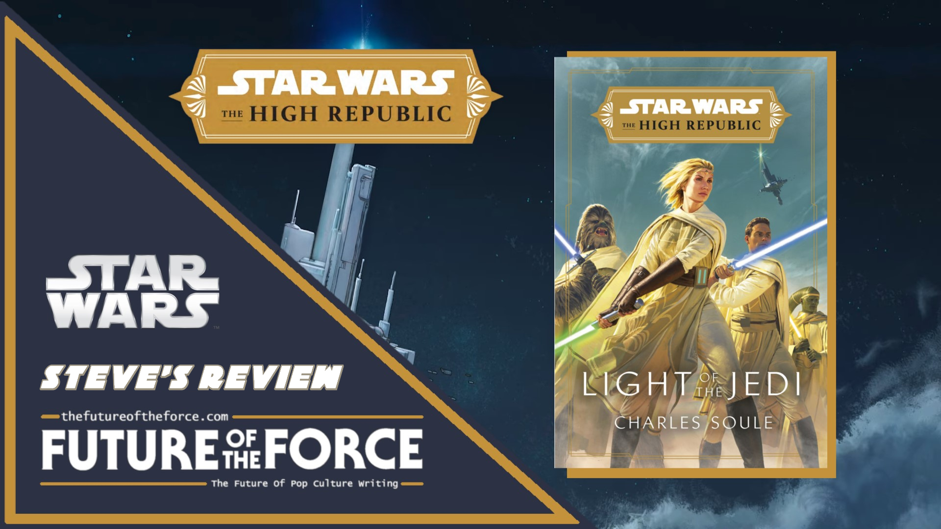 The High Republic - Light Of The Jedi Review 2