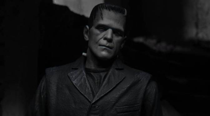 Universal Monsters | Frankenstein's Monster Revealed By NECA