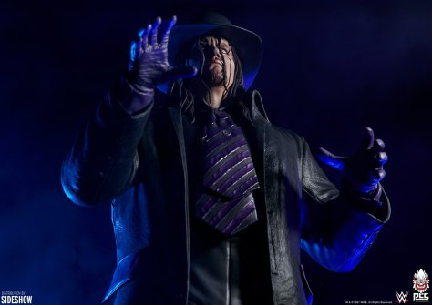 PCS The Undertaker Statue