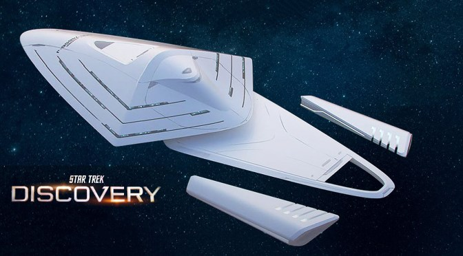 Star Trek Discovery | Season 3 Concept Art Revealed
