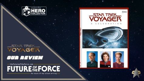 Star Trek Voyager A Celebration Review