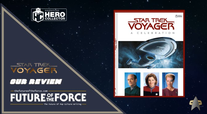 Book Review | Star Trek Voyager: A Celebration