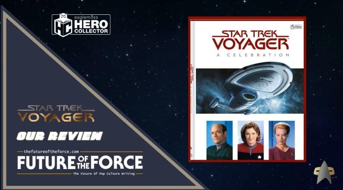 Star Trek Voyager A Celebration Review