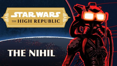 The Nihil Characters of Star Wars the High Republic
