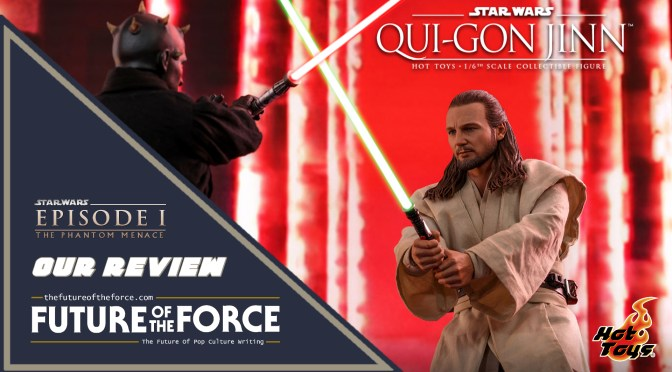 Hot Toys Review | Qui-Gon Jinn (Star Wars: The Phantom Menace)
