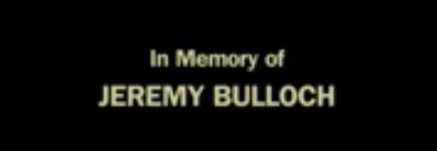 The Mandalorian Chapter 16 Jeremy Bulloch Tribute