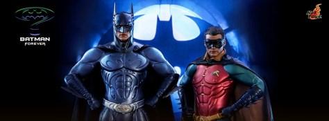 Hot Toys Batman & Robin