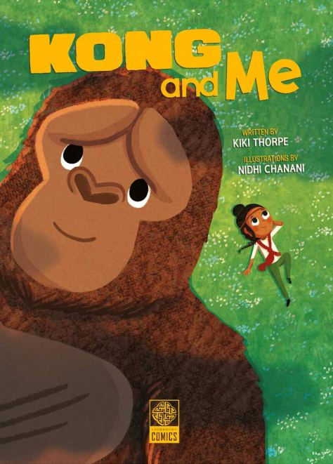 Kong And Me Cover