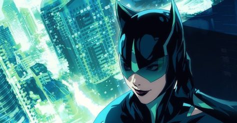 Future State Catwoman #1