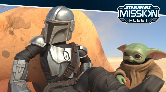 Even a Mandalorian Needs Help | Hasbro Star Wars Mission Fleet Short