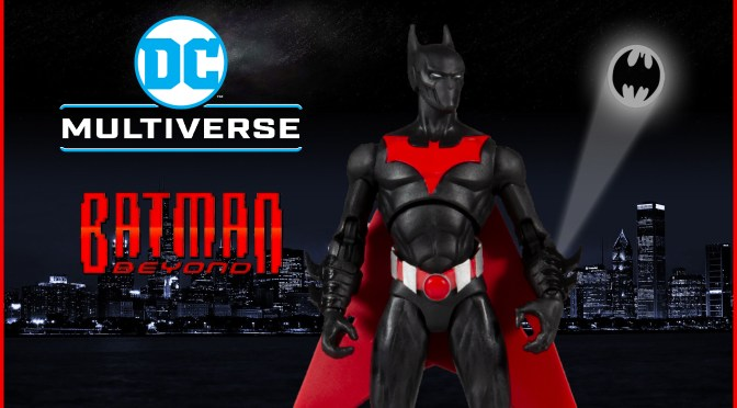 First Look | DC Multiverse Batman Beyond Target Exclusive