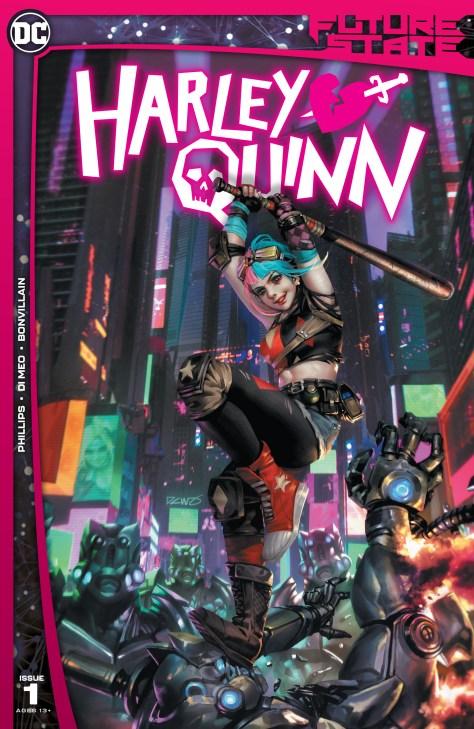 Future State Harley Quinn