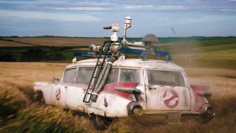 Ghostbusters Afterlife - Ecto-1