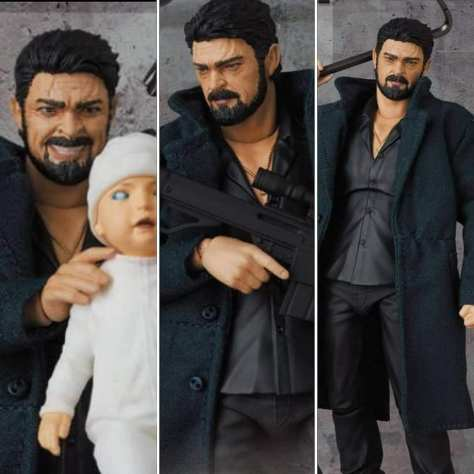 MAFEX Billy Butcher The Boys
