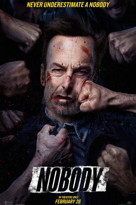 Nobody Official Poster